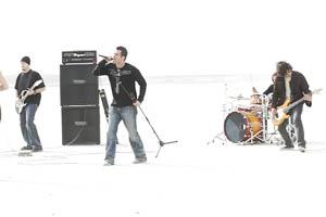 Blackline band