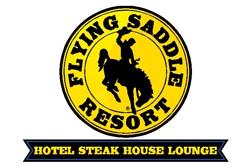 Flying Saddle Logo
