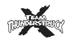 2013 Thunderstruck X Logo