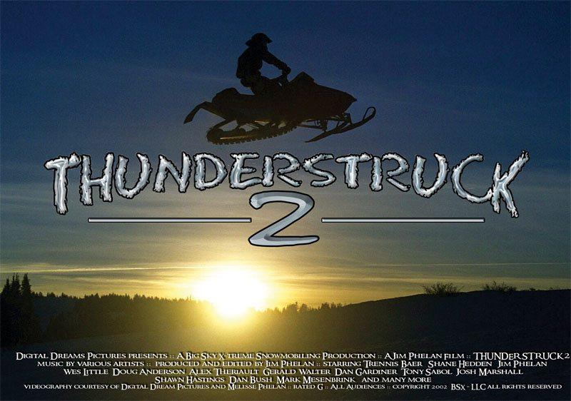 Thunderstruck 2 cover