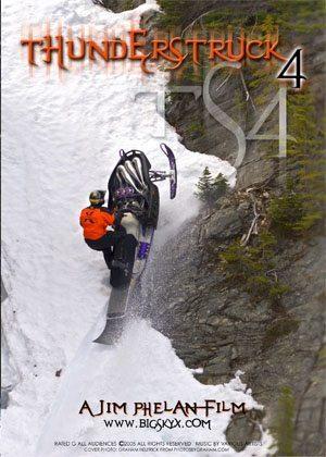 Thunderstruck 4 cover