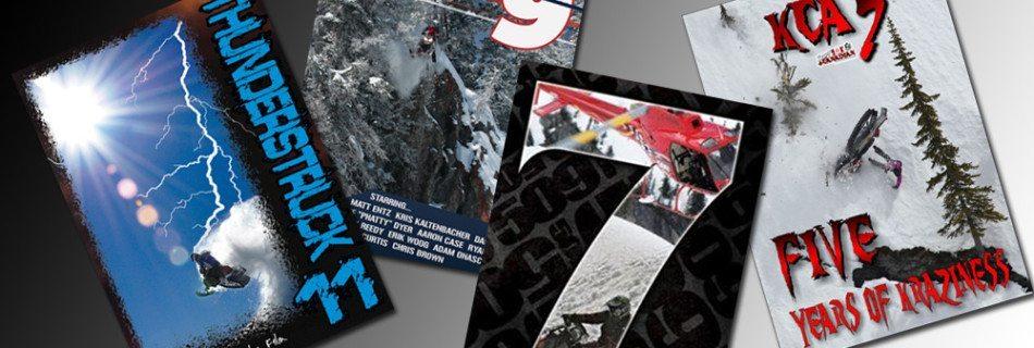 EXTREME SLEDDING DVD PACKAGE – SUPER SALE!  HURRY!
