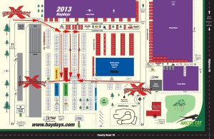 HayDays map 2013