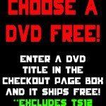 FREE DVD art web