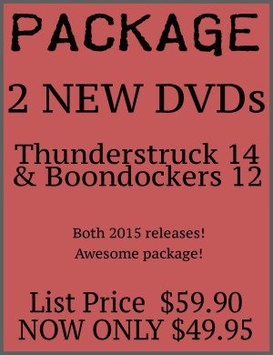 2015 Package 2DVDs TA14 and BD12