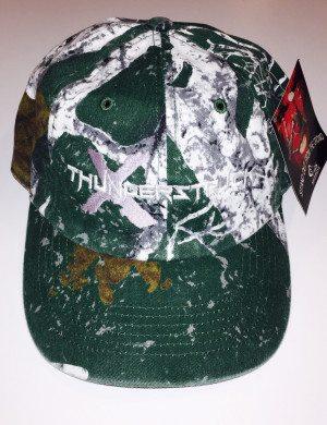Hat2015 Camo-Green