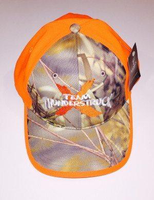 Hat2015 Camo-Orange