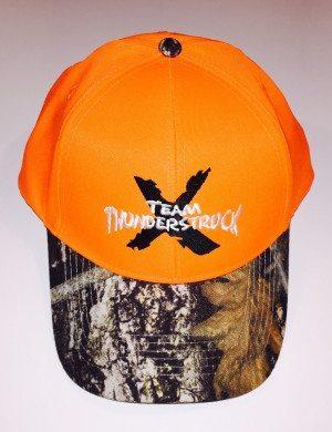 Hat2015 Orange-Camo