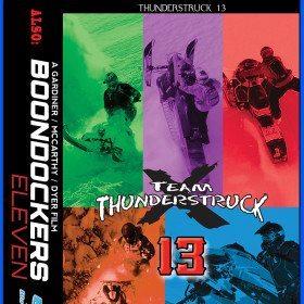 Thunderstruck 13 BluRay