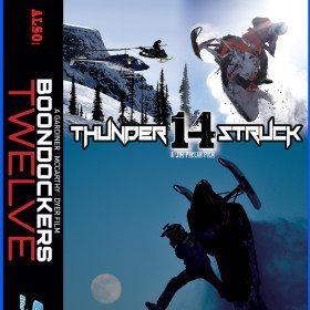 Thunderstruck 14 BluRay