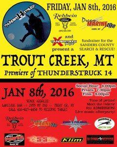 TS14 Premiere Trout Creek