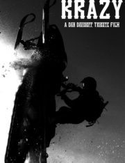 Krazy DVD cover 2016