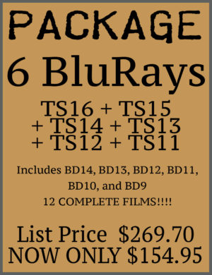 BLU RAY PACKAGES